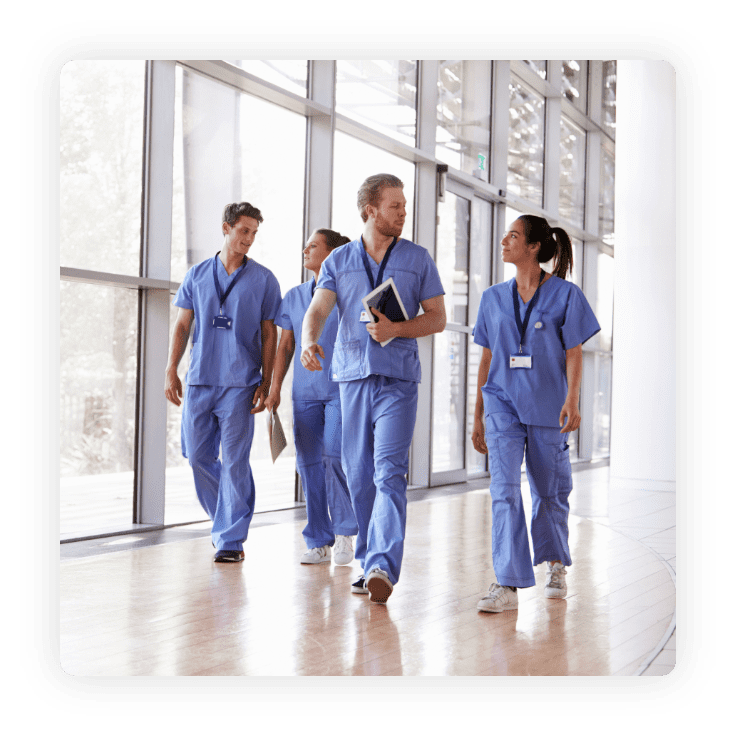 Have more time for your patients and their care