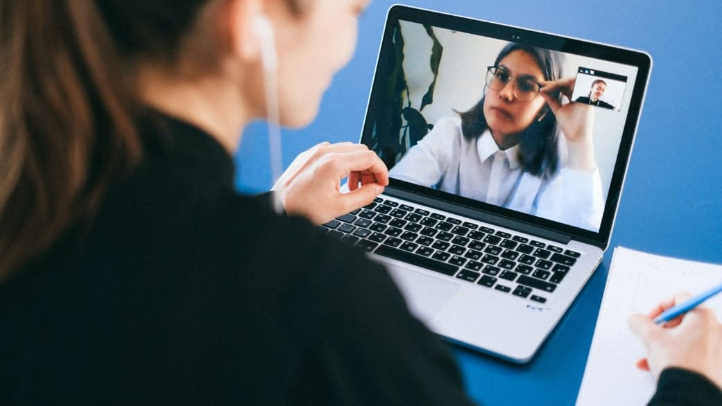 Staying connected during the pandemic using video calls