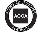 Lee & Co Chartered Accountants is an Approved Employer Platinum of ACCA