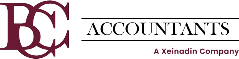 Logo of BCC Accountants in Ashbourne, firm of Xeinadn