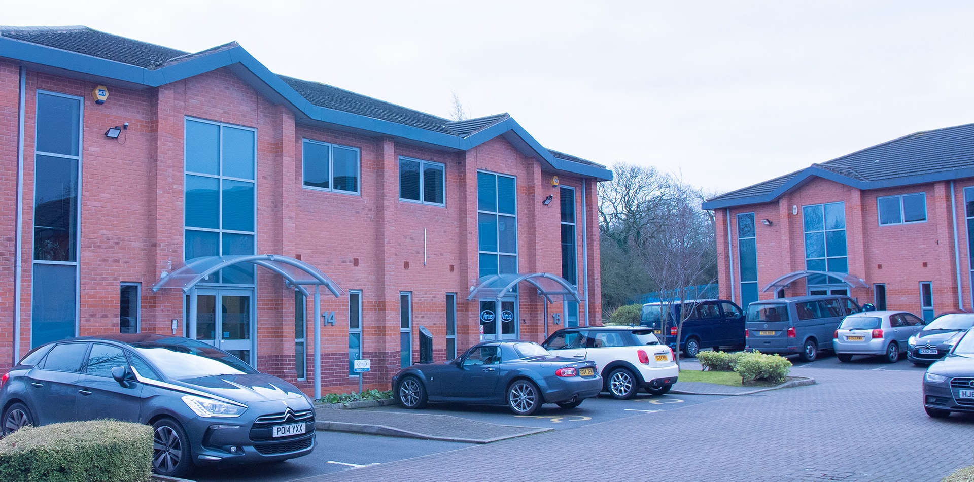 Building of Marlow Proactive LTD