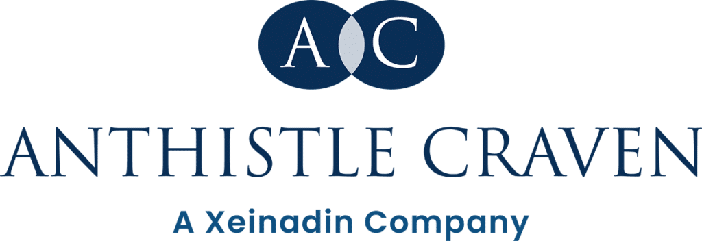 Logo of Anthistle Craven, firm of Xeinadin