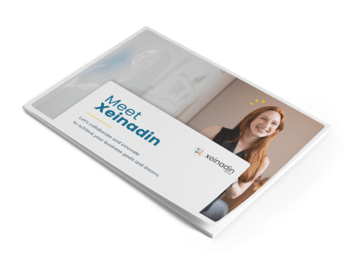 Realise your business goals with Xeinadin